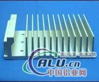 6063T5散热器铝型材厂家供应