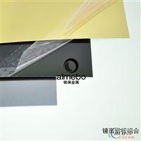 现货进口彩色拉丝氧化铝板