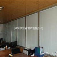 办公家居智能中空电动百叶玻璃