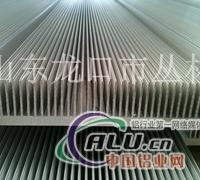 500mm宽的6063T5散热器铝型材