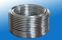 1060铝盘管 6063合金铝盘管厂家