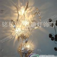 铭星灯具 蜡烛灯 LED铝丝灯