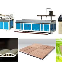 塑料型材生产线、异型材挤出设备