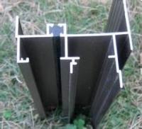 供应断桥隔热注胶门窗铝合金型材