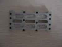 供应铝型材  CNC加工  着色