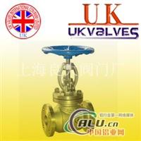 英国UK进口不锈钢保温截止阀