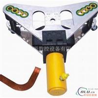 液压便携式铝排平立弯机