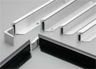 供应银晶品种多样太阳能边框