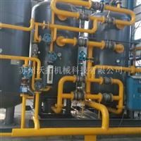 铝材制氮机喷灰怎么处理