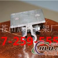 铝镁锰屋面板防风固定夹具的类型