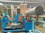 螺旋风管机 螺旋焊接风管卷圆机
