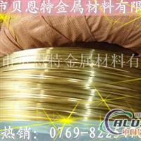 C3604黄铜扁线价格
