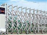 不锈钢伸缩门(单轨、双轨、无轨)