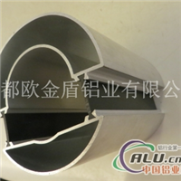 隔热圆管型材
