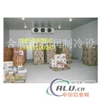 冷库专业工程铝排医药冷库安装