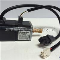 HCSFS102三菱J2S伺服电机原装