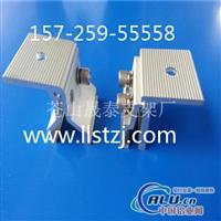 金属屋面防风加固装置系统