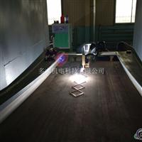 铁矿企业中部槽耐磨堆焊机械