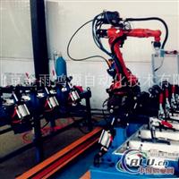 铝模板焊接机器人