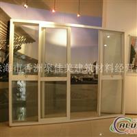 隐形防护网防蚊纱窗防盗铝合金窗
