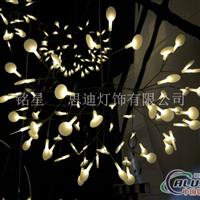 萤火虫吊灯 叶子灯树枝雪花吊灯