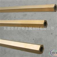 H62六角黄铜管