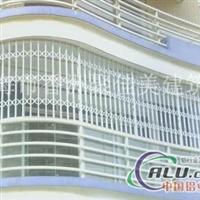 铝合金门窗防盗网制作公司