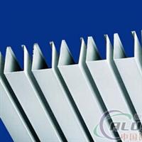 长期供应氧化银白铝型材