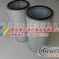 炼钢厂制氧机专用3275除尘滤筒型号齐全