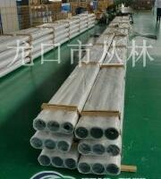 厂家供应6063G-T6电力母线铝管