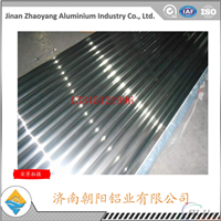 铝瓦板价格强度高的铝瓦楞板