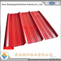 保温铝瓦楞板防腐性能高的3003合金铝瓦楞板