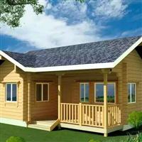 生态木屋制作安装