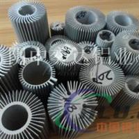 供应6005散热器铝型材厂家中奕达铝业