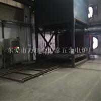 广东铝合金热处理抽底炉