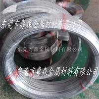 直销:2011T4高拉力铝线 6060螺丝用铝线
