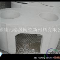 连续铸轧用硅酸铝分流盘