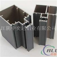 大型铝合金幕墙铝型材供应18961616383