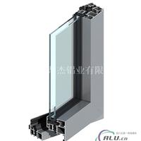 生产加工各种隔热断桥铝型材
