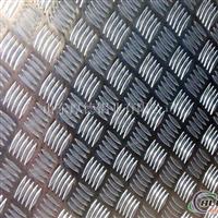 高档5052超厚五条筋铝花纹板