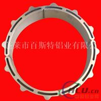 水冷铝合金电机壳水冷循铝电机壳