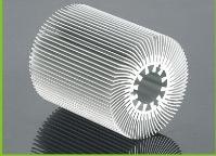 供应散热器 电机壳工业型材