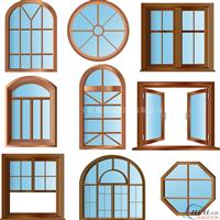 供应鑫宏铝业铝合金门窗系统成品及安装