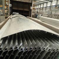 6061T6动车及高铁裙板铝型材厂家