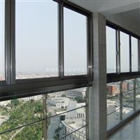 防生锈,免焊接铝合金防护窗型材,抛光氧化