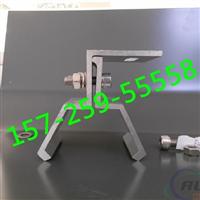 6063  T5材质铝镁锰板400铝合金夹具