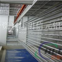 生产氟碳烤漆幕墙铝型材