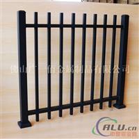 焊接式铝合金栏杆