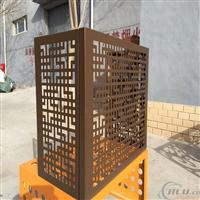 山西铝合金空调罩技术安装指导