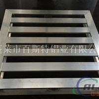 铝托盘焊接加工 铝合金托盘定做生产